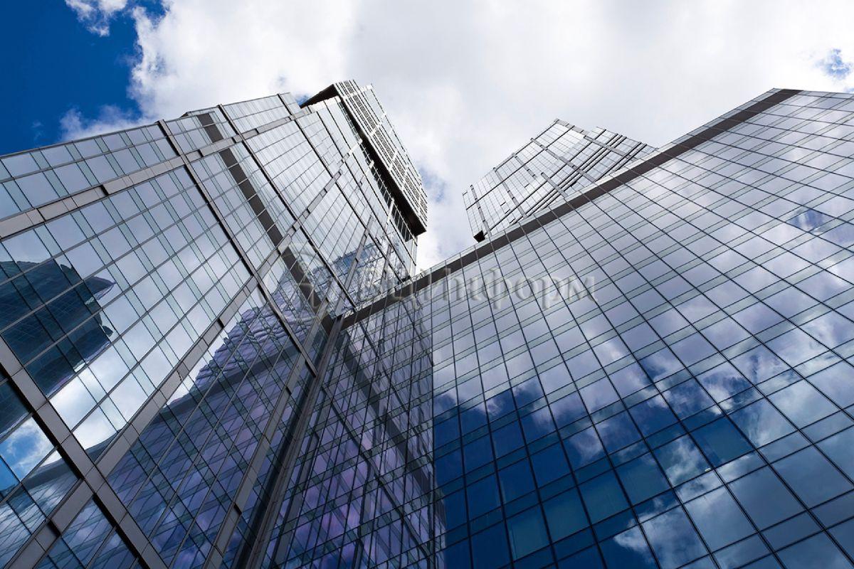 Бизнес-центр Башня Город Столиц - Фасад