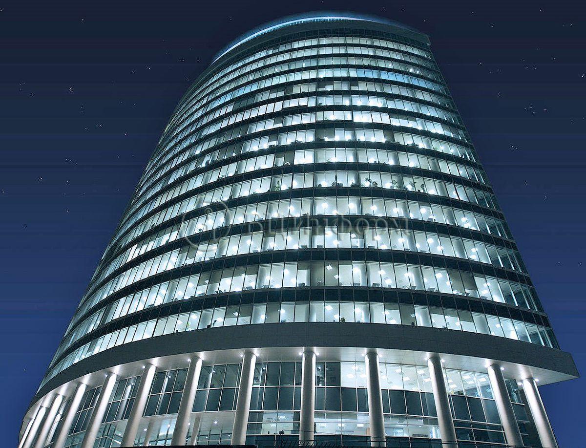 Бизнес-центр Башня на Набережной - Фасад