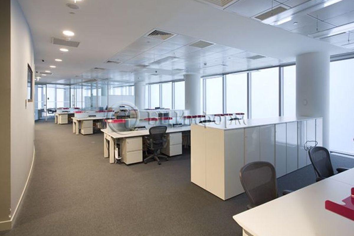 Бизнес-центр Башня на Набережной - Средний офис