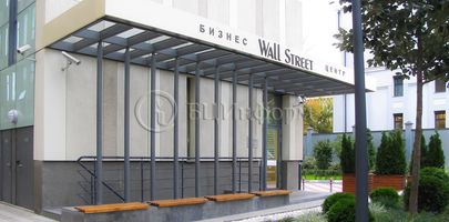 БЦ Wall Street - Фасад