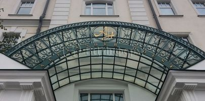 БЦ Alexander House - Фасад
