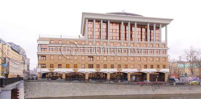 БЦ Балчуг Плаза - Фасад