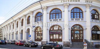 БЦ Гостиный Двор - Фасад