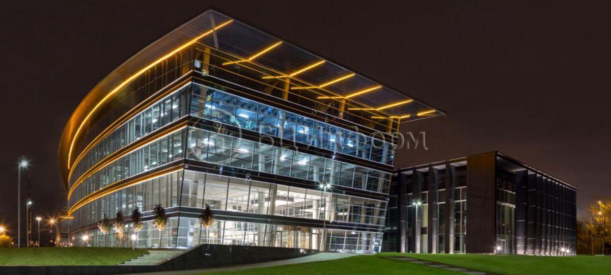 Бизнес-центр Крылатские Холмы - Фасад