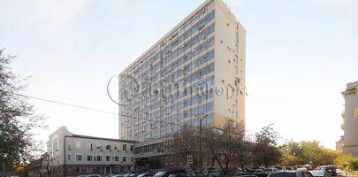 БЦ Серпуховской Двор I - Фасад