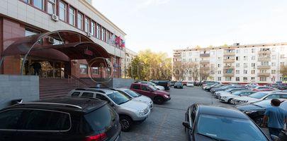 Серпуховской Двор I - Фасад