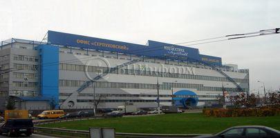 БЦ Серпуховской Двор III - Фасад