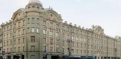 БЦ Деловой Дом Моховая - Фасад