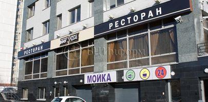 БЦ Крылатский - Фасад